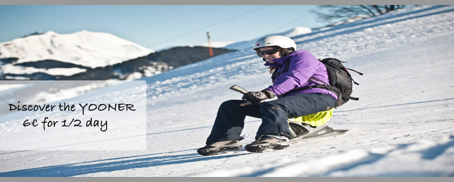 Rent ski and snowboard equipment from Valmeinier Sport in Valmeinier 1500 & 1800